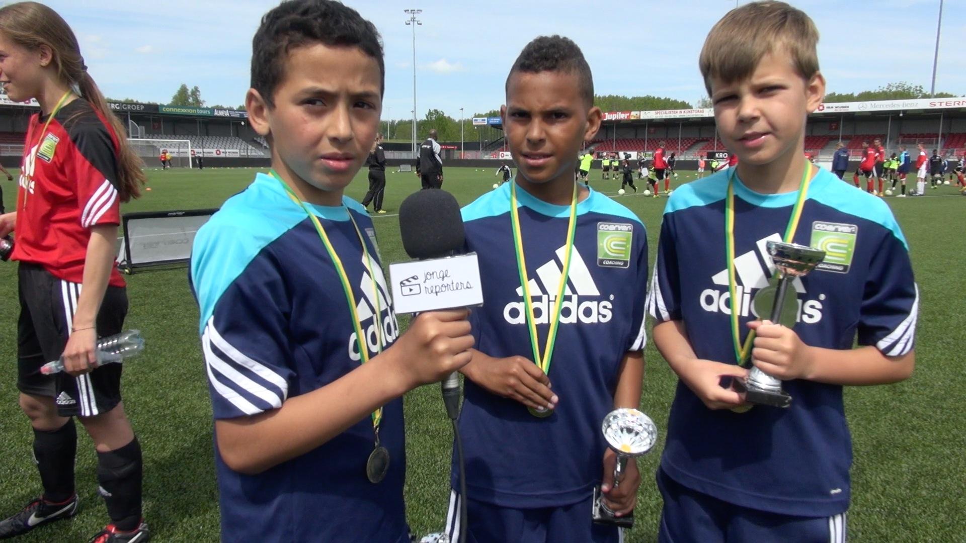Voetbal evenement – Coerver Coaching