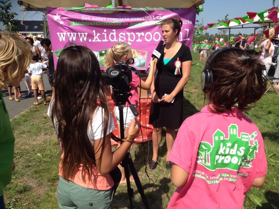 Kidsproof Kinderfeest Almere