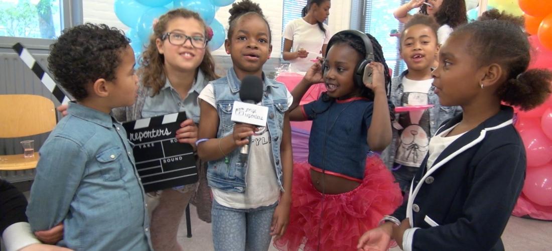 Surinaams kinderfeest: 5 jaar